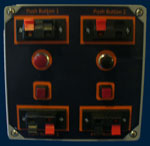 basic electricity training equipment module