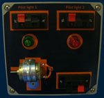 basic electricity trainer module