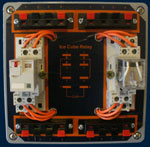 Electrical Controls Training Equipment Relay Module