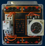 Electrical Controls Training Equipment Module