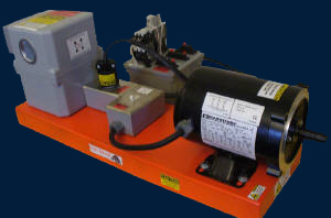 Electrical Controls Training Equipment Motor Module